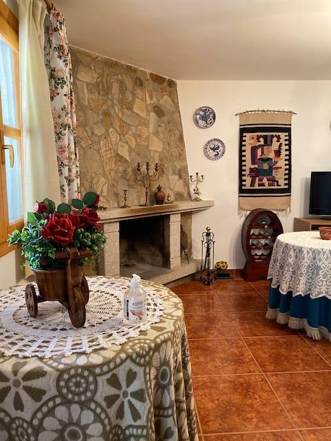 Casa rural: 'Villa Marías'