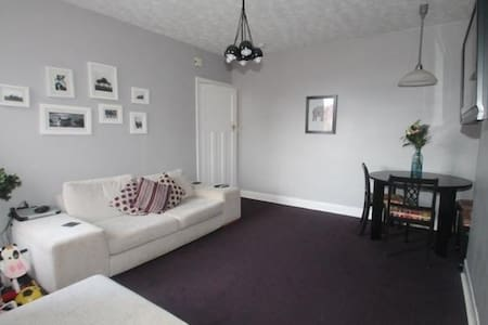 3 bedroom upper flat near city centre and beach - Newcastle upon Tyne - Wohnung
