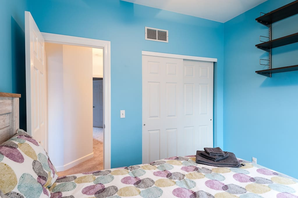 Blue Room H2 Townhouses For Rent In St Louis Missouri United States
