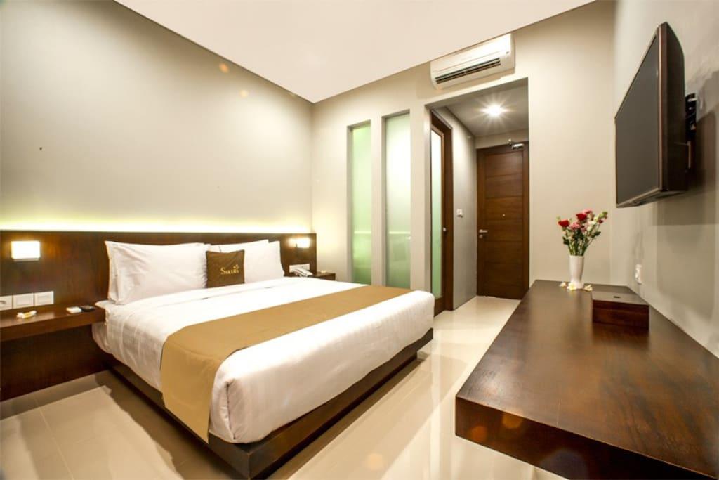 Superior, Elegant & Cozy Room @ Jimbaran - Boutique hotels ...