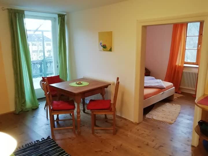 Gemütliches Appartement in historischen Bauernhaus