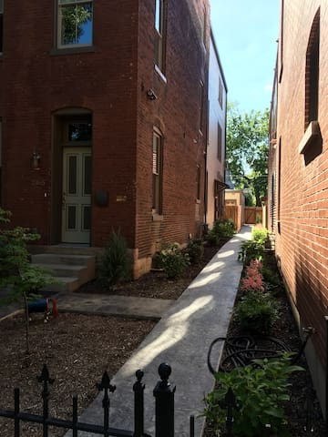 Historic Benton Park/Soulard Townhouse