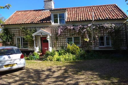 Quaint period Suffolk cottage