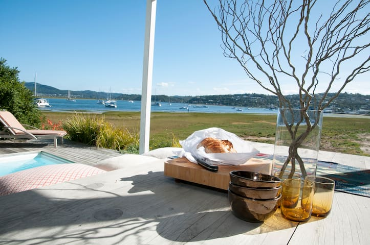 Thesen Islands Lagoon Villa - Knysna - Villa