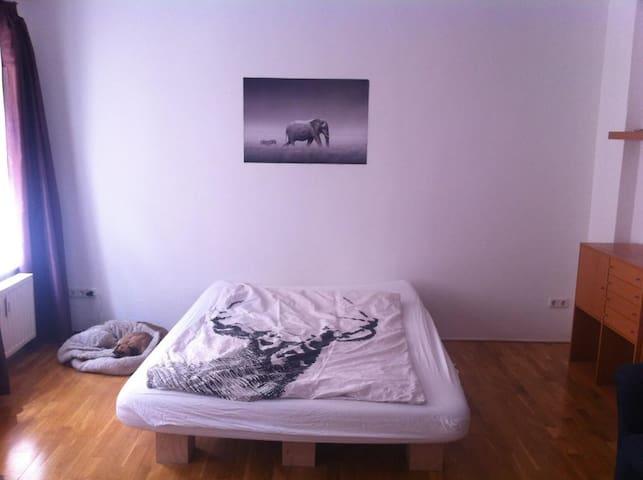 Zimmer in Maisonettewohnung am Dresdener Platz - Frankfurt (n. Odrą) - Apartament