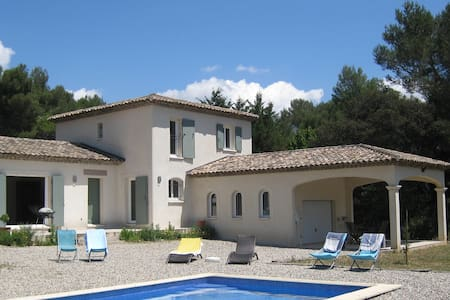 Villa in Provence with swiming pool -6 to 8 pers.- - Les Pennes-Mirabeau