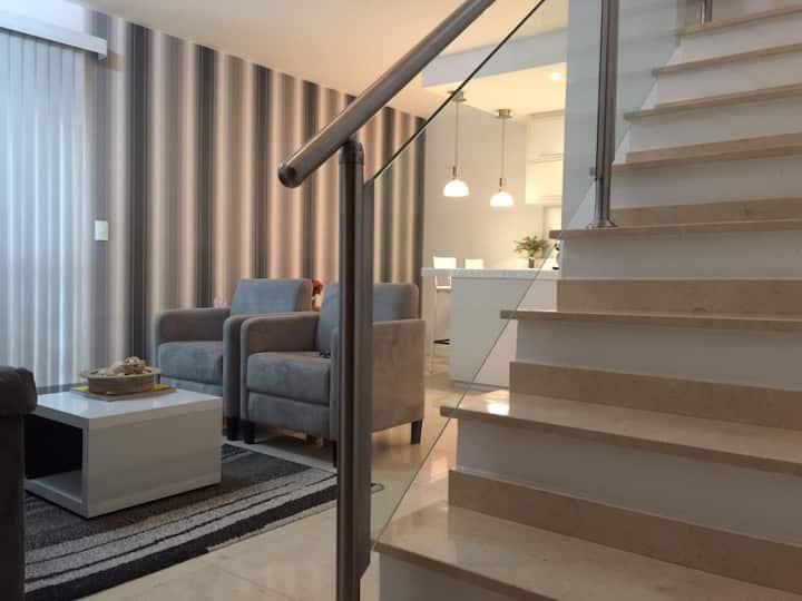Nice loft - fully furnished