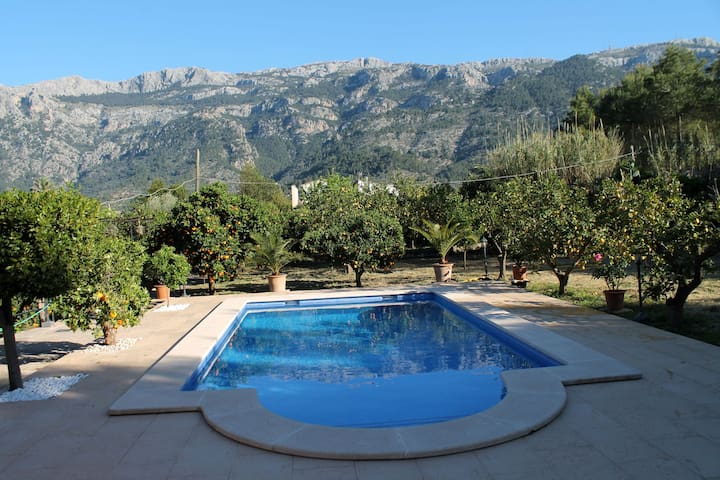 Ideal for resting, hiking or biking - Sóller - Wohnung