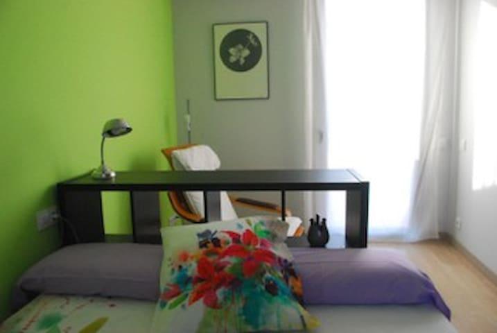 Apartamento cerca de Barcelona - Sant Feliu de Codines - Leilighet