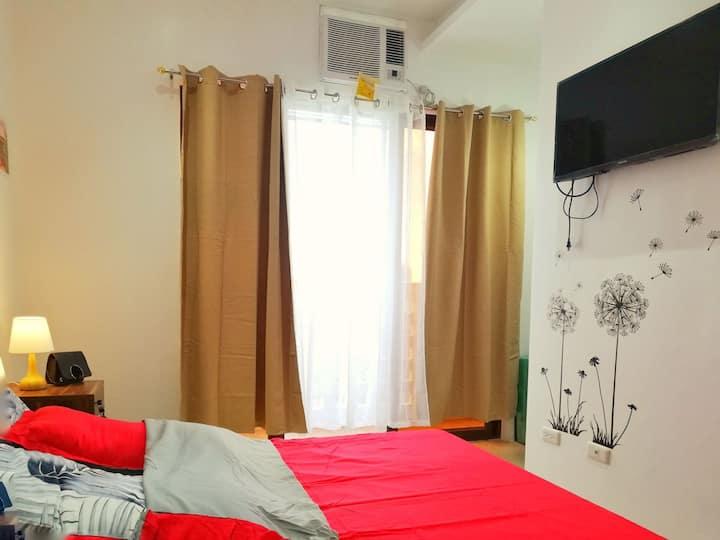 9TH FL Studio Room @Trillium Residence