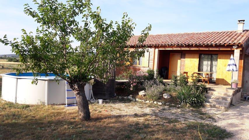 Holiday home, season rental at Brouzet les Alès