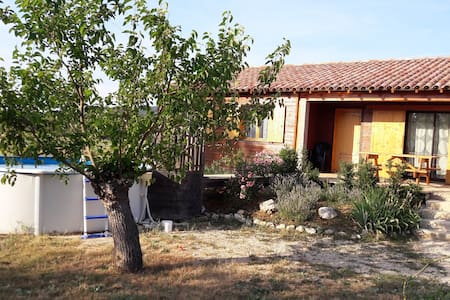 Holiday home, season rental at Brouzet les Alès