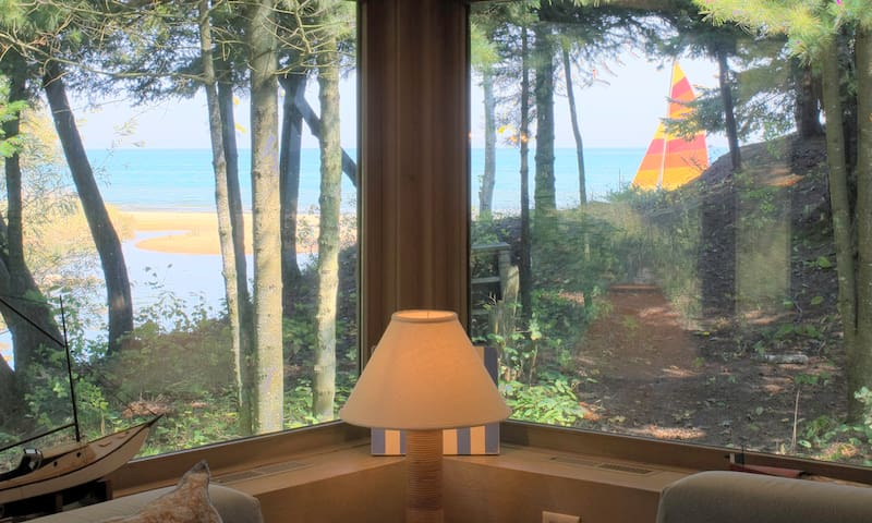 Lake Michigan Beach Cottage - Oostburg - Chatka