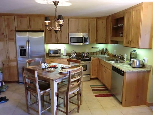 Beautiful renovated 2BD ski condo - Silverthorne - Flat