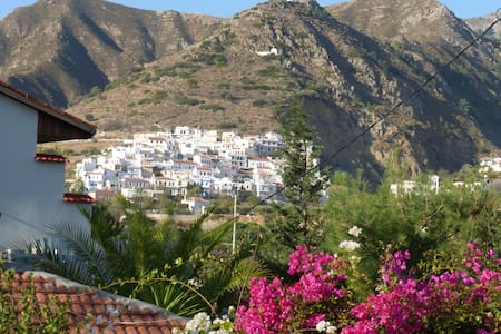 Quiet guesthouse for individualists & Greecelovers - Karpathos - Dům pro hosty
