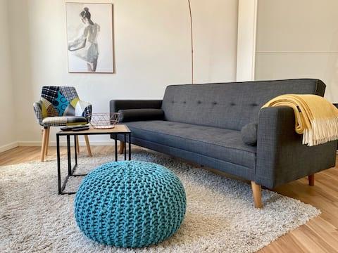 Helles, modernes Apartment in Stuttgart West