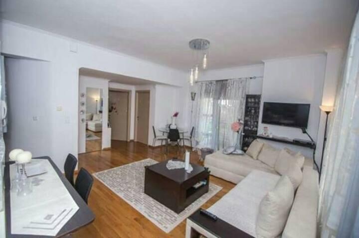 Luxury suite duplex apartment