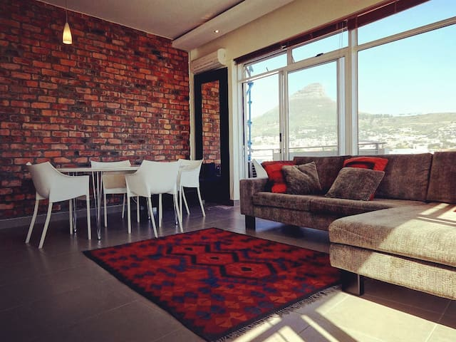 Apartment with breath-taking views - Cape Town - Daire
