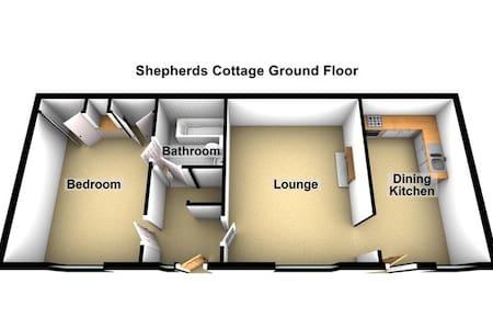 Cosy Shepherds Cottage