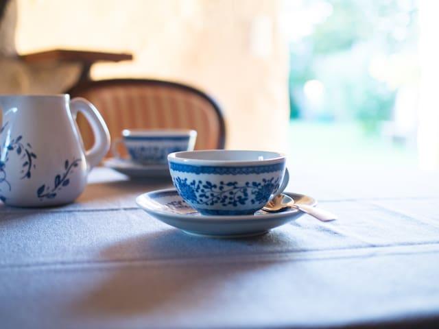 Petit-déjeuner ou tea -time ?