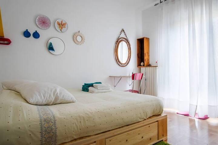 Stanza al Geranio_ centro - Matera - Bed & Breakfast