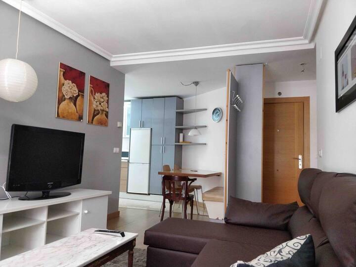 """Apartamento en Valencia de la """"O"""" 1A"""