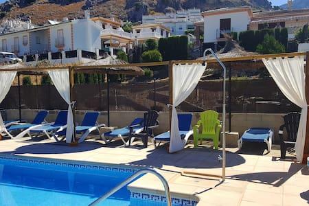 Apartamento Sierra Alta para 2 personas - Benaocaz - Apartament