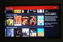 Complementary Netflix is a nice touch.  Liz - Feb. 2016