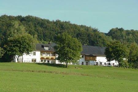 Urlaub auf dem Aussiedlerhof - Hüttingen bei Lahr - Departamento