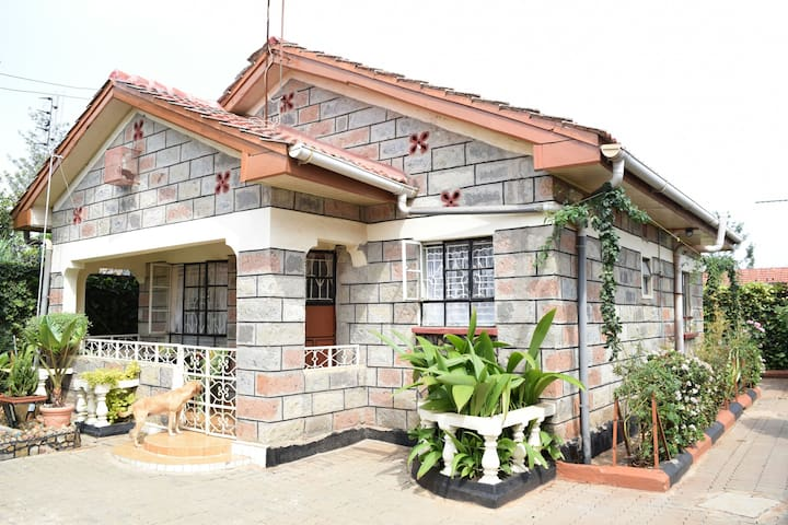 Fully furnished, house in Thika - Thika