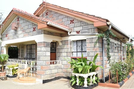 Fully furnished, house in Thika - Ház