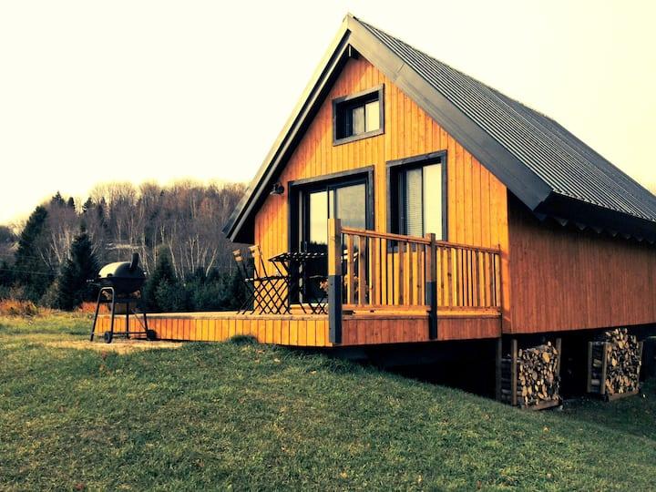 Chic Rustique des Chutes Cottage (NEQ 277 082)
