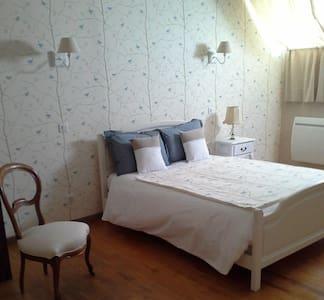 Le Nid du Monestoy - Chambre Romance - Épinac