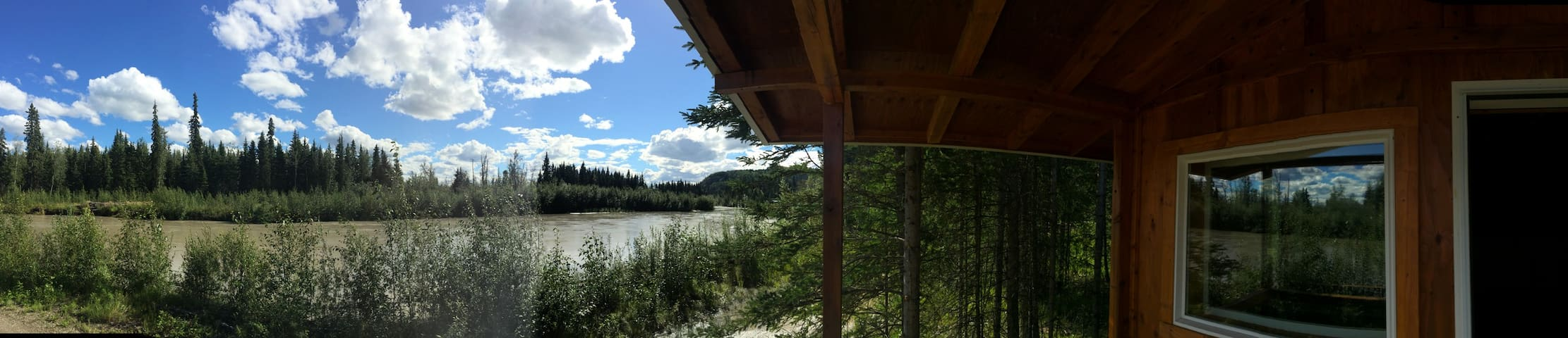 Meandering Moose #18 Waterfront, Borealis Views