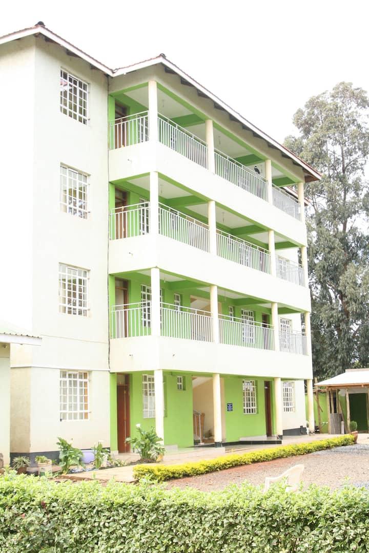 Accommodation in Eldoret.