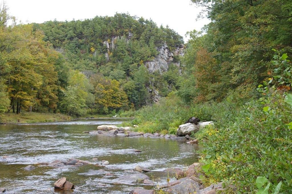 Beautiful Cacapon River