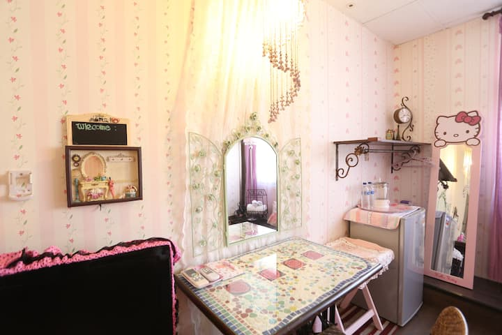 Micro Travel-TP 3 independent rooms & 3 bathrooms