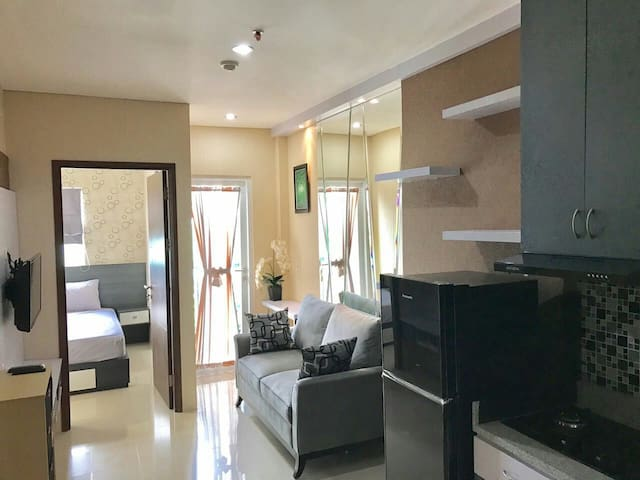 cozy 2br fully furnised apartement 01