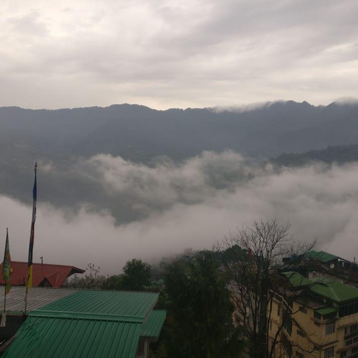 A taste of Sikkimese hospitality.