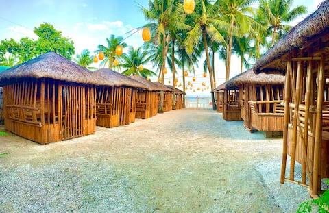 Camp Laiya Beach > Kasita w/AC 2pax