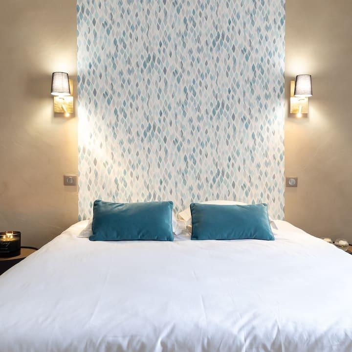 Nouveau Suite familiale 2 chambres 1 sdb privative