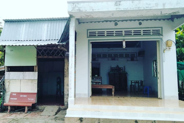 Ca Na Homestay | Natural House in Countryside