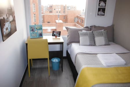Great Room Just 20 min from AirPort - Bogotá - Wohnung