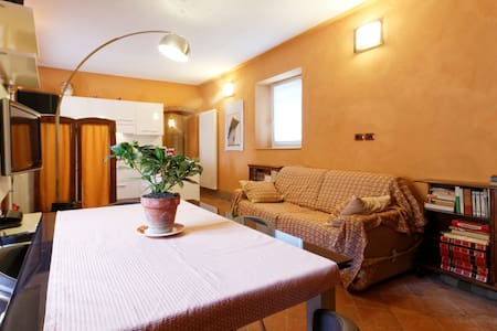 Appartamento in convento del 1300 - Roppolo - Appartement