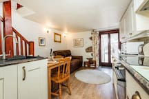 Open plan living and dining areas - renovated earlier this year!