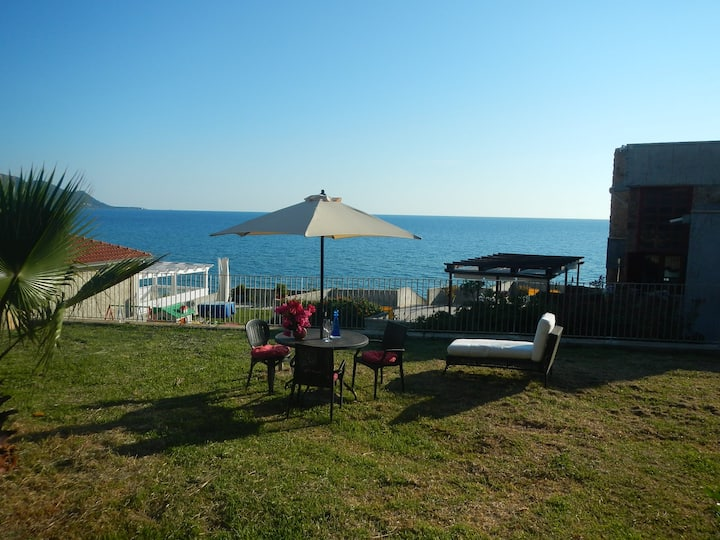 Villa Anna - Apartment Sotto with seaview