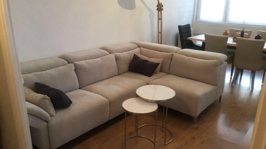 Chambre dans un appartement  a marcq en baroeul