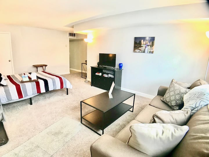 Central 17 Studio A - Perfect Downtown Location!