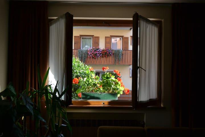 Vacanza   Bormio sci e terme - Sant'Antonio - Apartamento