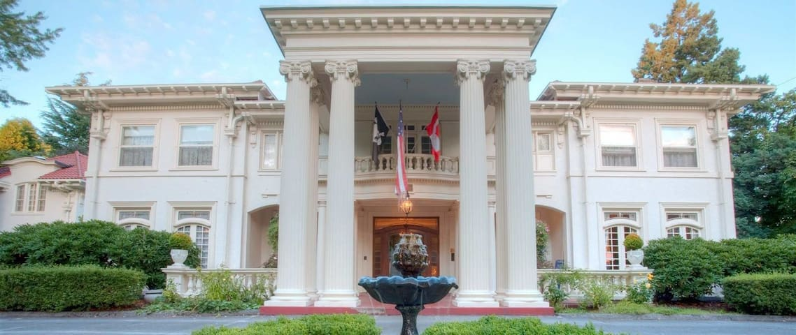Portland's White House - C1